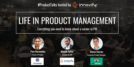 #ProductTalks - Hack Your Career in Product Management  tickets