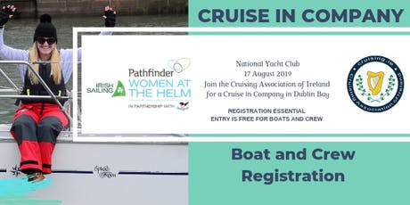 The CAI Cruise In Company at Irish Sailing Pathfinder Women at the Helm tickets