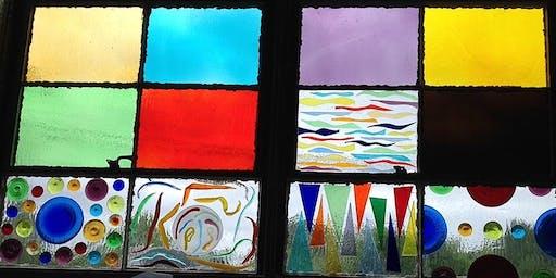 Adopt & Create A Blenko Factory Warehouse Window - Friday, August 2 at 9:00am