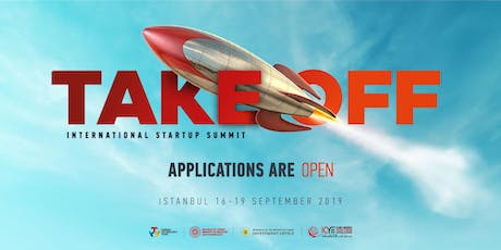 Take Off İstanbul Startup Summit 2019 tickets