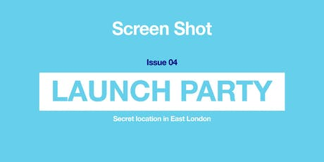 Issue 04 Launch Party tickets