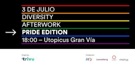 Diversity Afterwork Pride Edition entradas