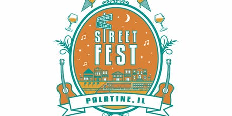 2019 Downtown Palatine Street Fest tickets