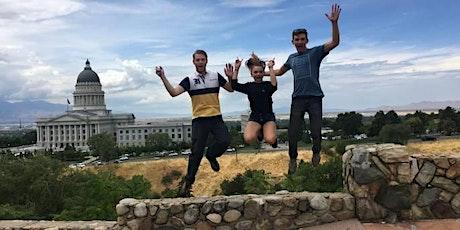 Epic Let's Roam's Scavenger Hunt Salt Lake City: Salt Lake's Settlers! tickets