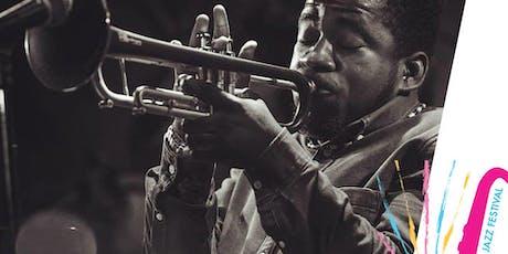 Jamaica Downtown Jazz Festival featuring Giveton Gelin tickets