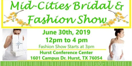 Mid-Cities Bridal & Fashion Show tickets