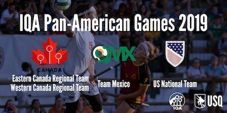 IQA Pan-American Games 2019 tickets