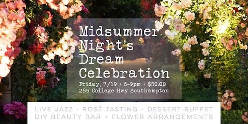 Midsummer Night's Dream Celebration