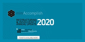 mlm Accomplish Seminar, Edinburgh: Restructuring and...
