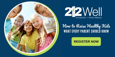How to Raise Healthy Kids with Dr. Jerod Posey [Limited Seating] tickets