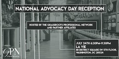 National Advocacy Day Reception presented by GPN Partnership tickets