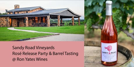 Sandy Road Vineyards Rosé Release Party tickets