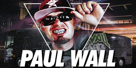 Paul Wall Tour in Miami Beach 8/11/19 tickets