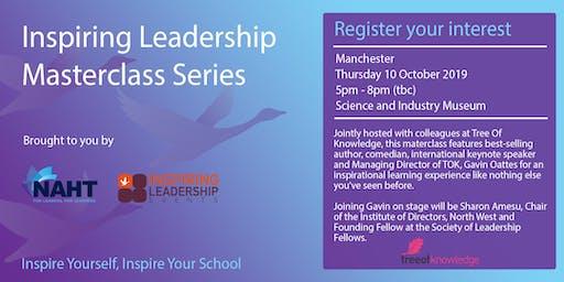 Inspiring Leadership Masterclass Series