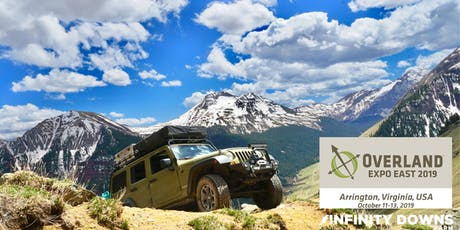 OVERLAND EXPO 2019 EAST — WEEKEND PASS W/ CAMPING tickets