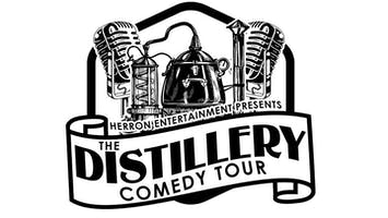 """The Distillery Comedy Tour"""