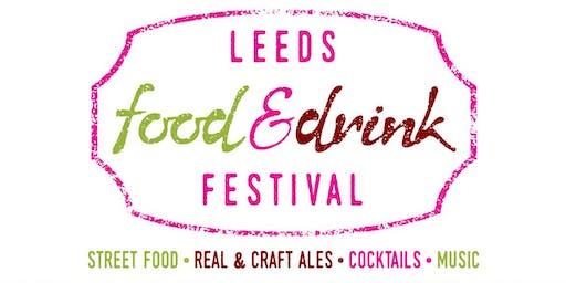 Leeds Food & Drink Festival 2019