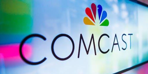Comcast Summer Sales Mixer