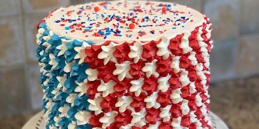 Cake Decorating Class July