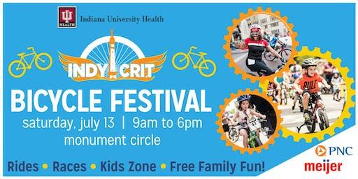 2019 IU Health Indy Criterium Bicycle Festival