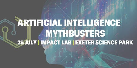 Artificial Intelligence Mythbusters tickets