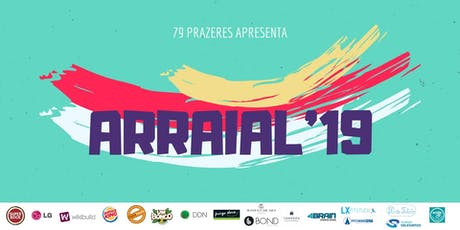 Arraial 2019 - 79 Prazeres tickets