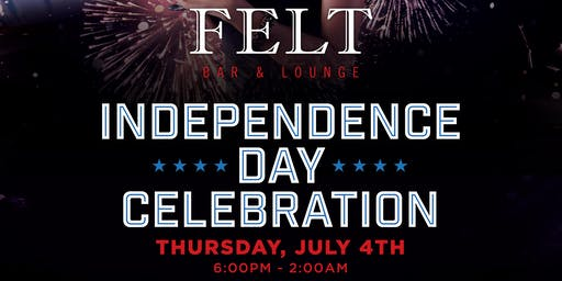 MGM National Harbor July 4th CELEBRATION @ Felt Bar & Lounge