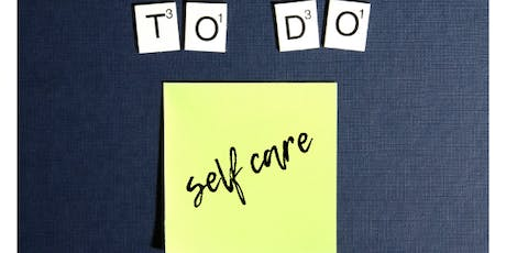 DIY Mental Health Self Care for Professionals - Knox County tickets
