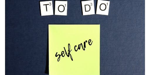 Self Care for Professionals - Knox County