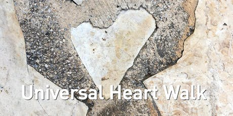 Universal Heart Walk tickets
