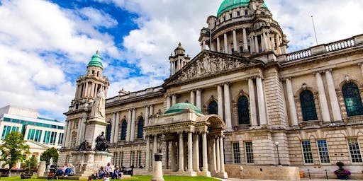 Belfast City & Titanic Day Tour from Dublin
