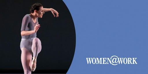 Women@Work Mixer at Saratoga Performing Arts Center