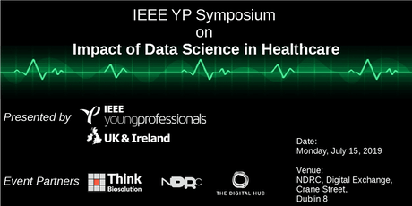 IEEE YP Symposium on Impact of Data Science in Healthcare tickets
