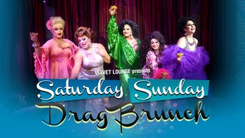 Weekend Drag Brunch