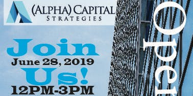 Alpha Capital Strategies Open House