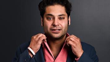 "Comedian Kabir ""Kabeezy"" Singh"