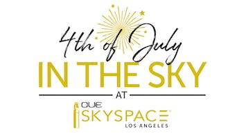 """""""4th of July in the Sky"""" at OUE Skyspace"""