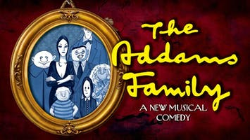 """""""The Addams Family Musical"""""""