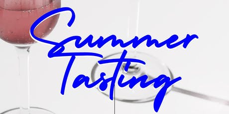 TALIS SUMMER TASTING billets