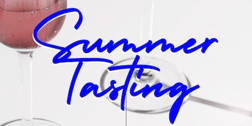 TALIS SUMMER TASTING