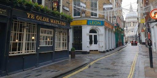 City of London: Historic Pubs walking tour