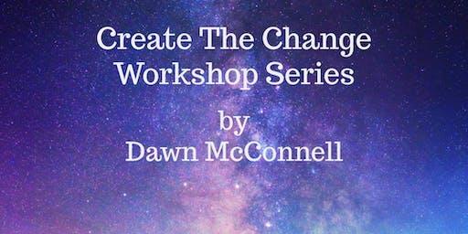 Create the Change- Beginner Level