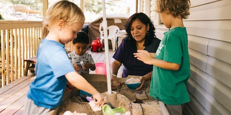 Stay and Play Outside All Day: ECERS and the Outdoors tickets