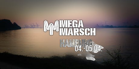 Megamarsch Hamburg 2020 Tickets