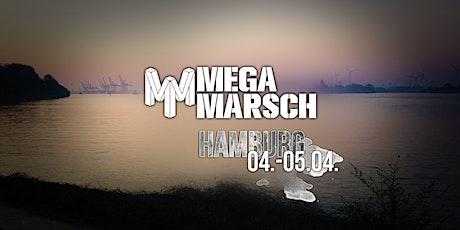 Megamarsch Hamburg 2020 Tickets