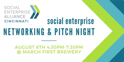 Social Enterprise Networking & Pitch Night