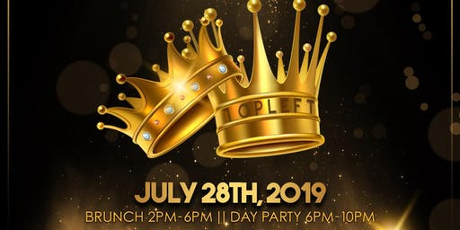 Kings & Queens Brunch & Day Party Experience at Ainsworth Fidi