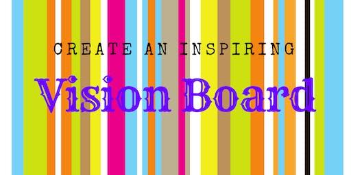 Inspiring Vision Board Workshop