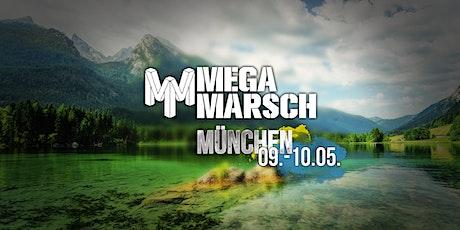 Megamarsch München 2020 Tickets