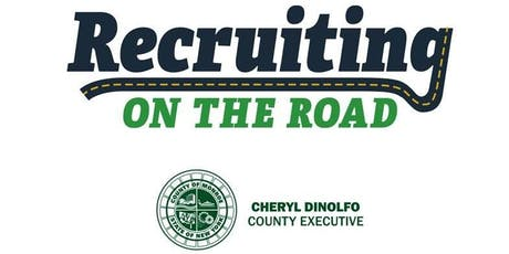 Brockport Job Fair - Recruiting on the Road tickets